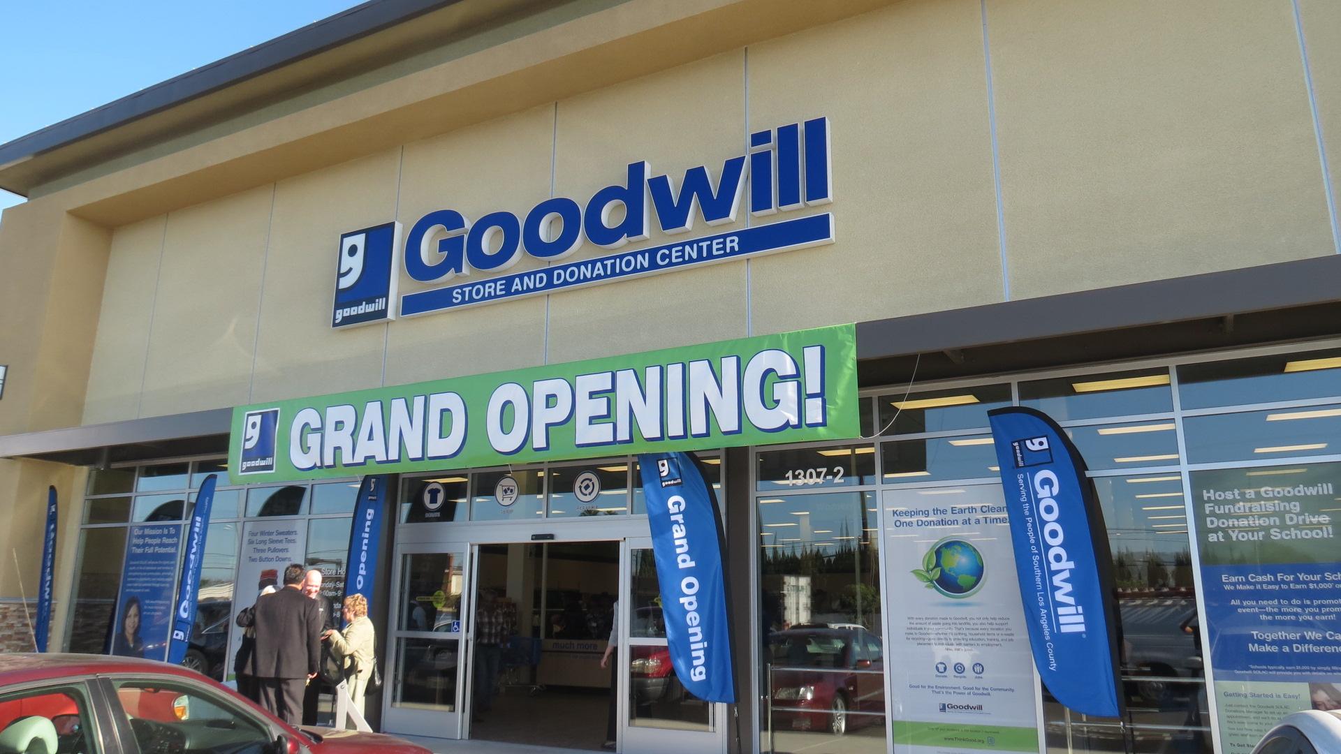 Torrance Goodwill Retail Store & Donation Center