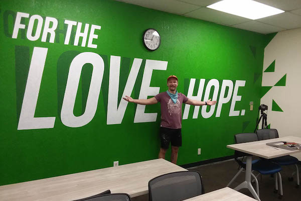 Goodwill SOLAC'S College of Good Hope face-lift