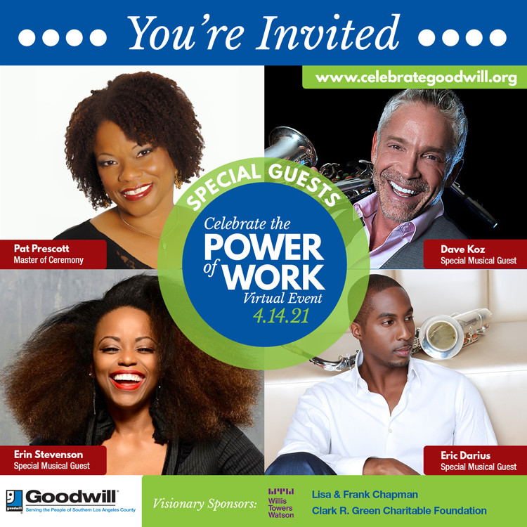 Complimentary Viewing of Celebrate the Power of Work Awards Virtual Event